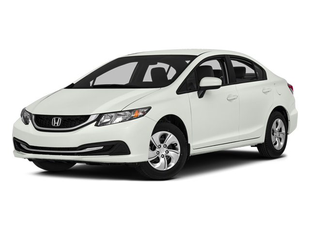 2014 Honda Civic Sedan LX [0]