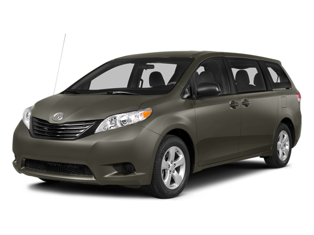 2014 Toyota Sienna XLE AAS [19]