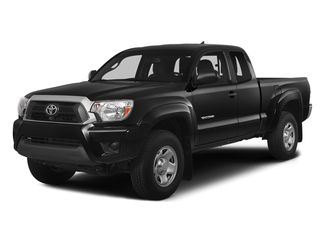 2014 Toyota Tacoma 4WD ACCESS CAB V6 MT (NATL) Long Bed Norwood MA