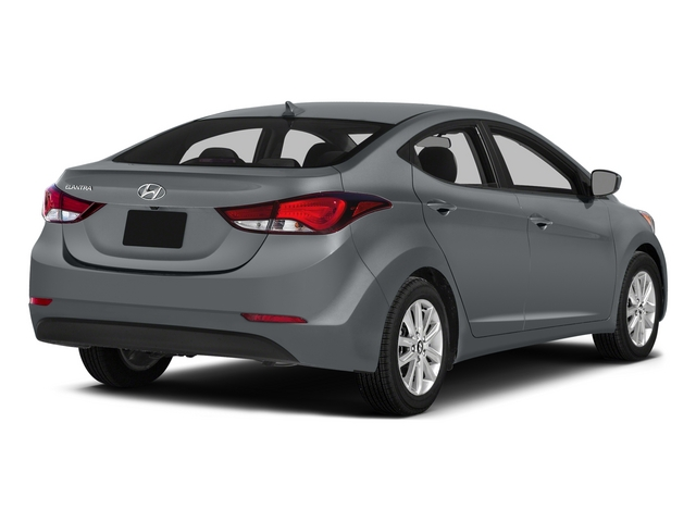 2015 Hyundai Elantra LIMITED 4dr Car Hillsborough NC