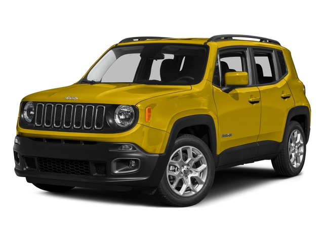 2015 Jeep Renegade Latitude [1]