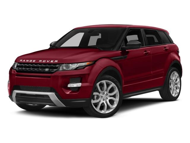 2015 Land Rover Range Rover Evoque Pure Plus [1]