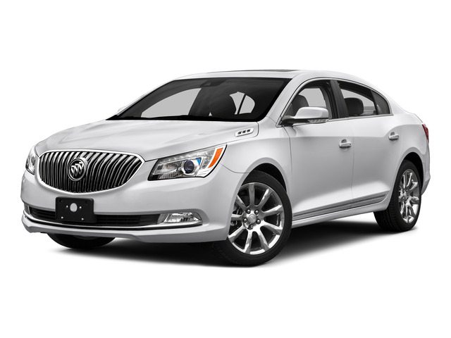 2016 Buick Lacrosse Leather [3]