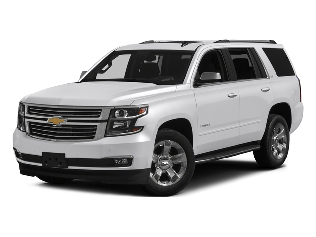 2016 Chevrolet Tahoe LTZ [1]