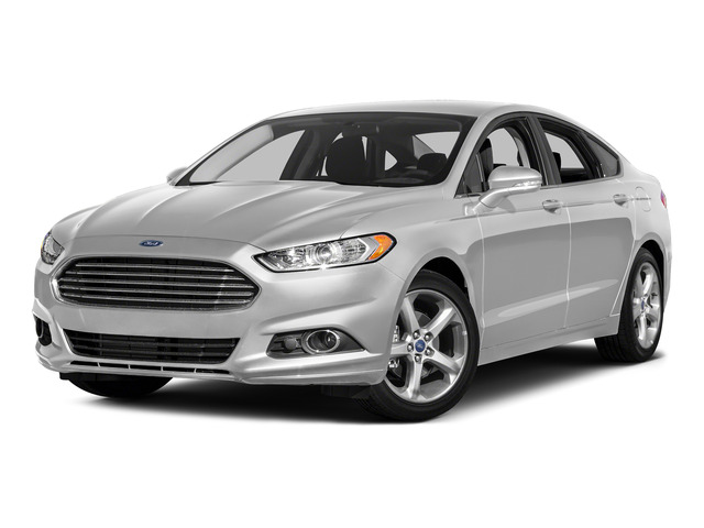 2016 Ford Fusion S [7]