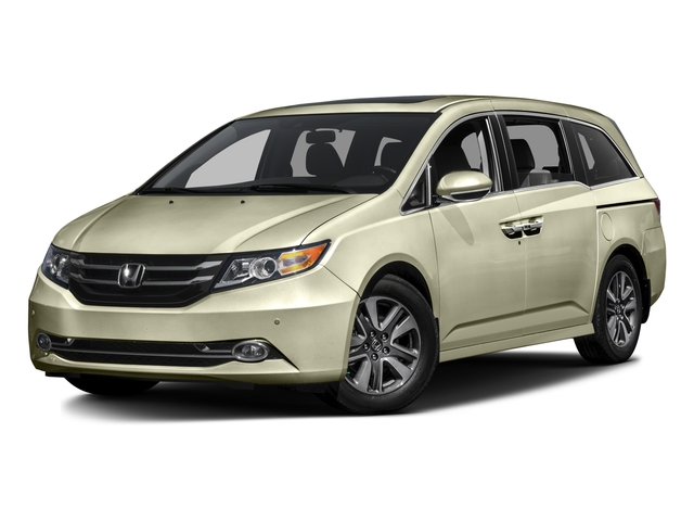 2016 Honda Odyssey Touring Elite [6]