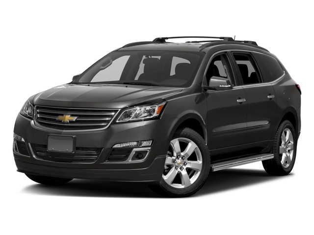 2017 Chevrolet Traverse LT [1]