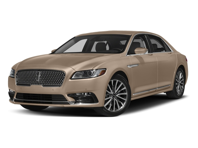 2017 Lincoln Continental SELECT 4dr Car Cary NC