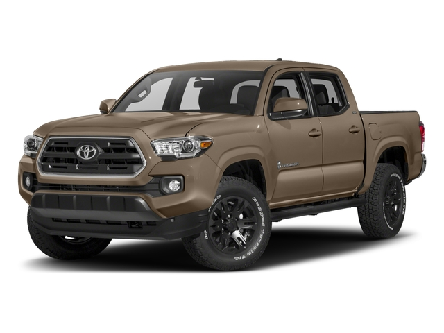 2018 Toyota Tacoma SR5 Short Bed