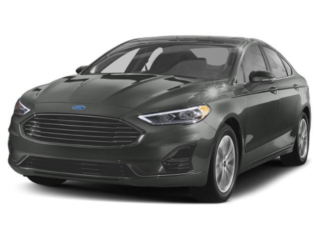 2019 Ford Fusion SE [10]