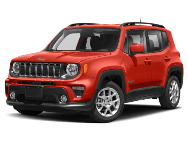 2019 Jeep Renegade Latitude [9]