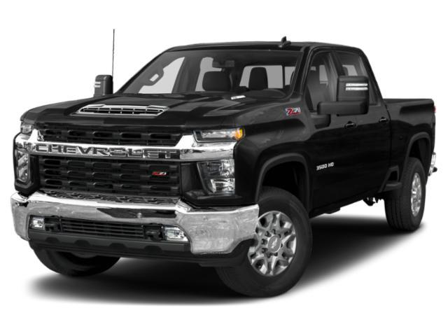 2020 Chevrolet Silverado 3500Hd LT [4]