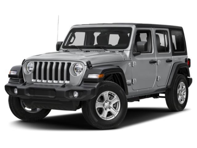 2020 Jeep Wrangler Unlimited Rubicon [7]