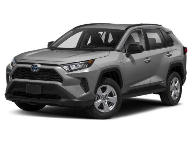 2020 Toyota RAV4 Hybrid LE [1]