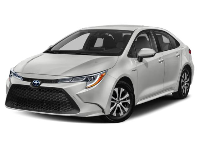 2021 Toyota Corolla Hybrid LE [9]