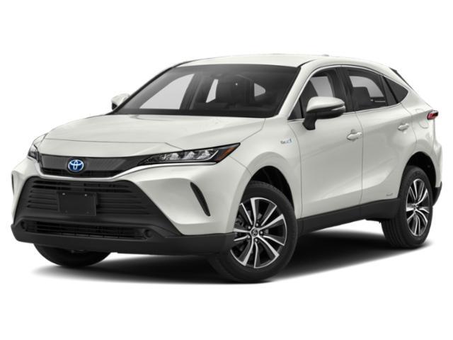 2021 Toyota Venza LE [1]