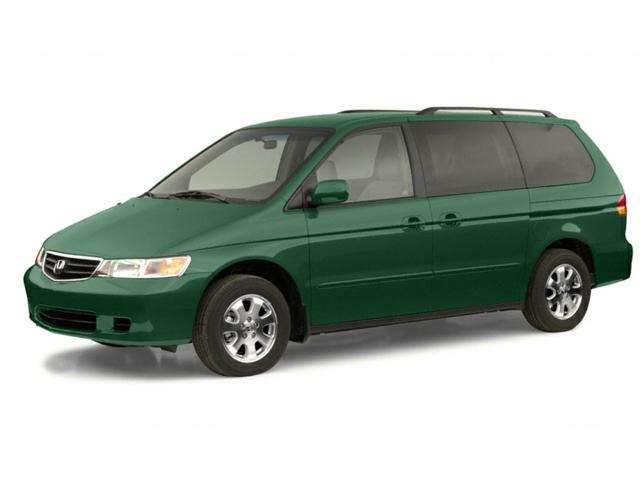 2002 Honda Odyssey LX for sale in Landover, MD