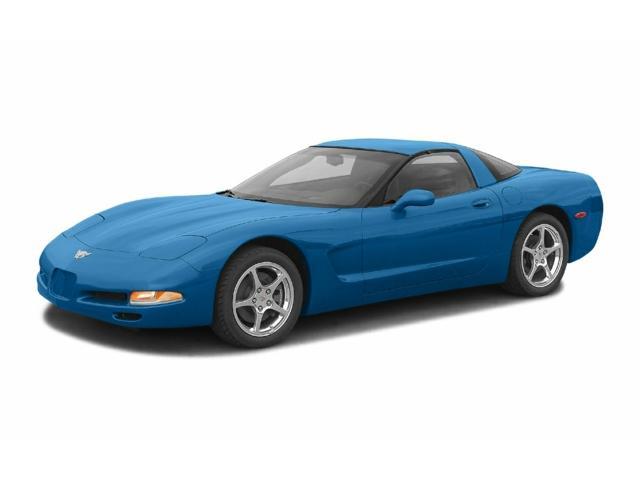 2003 Chevrolet Corvette 2dr Cpe for sale in Elgin, IL