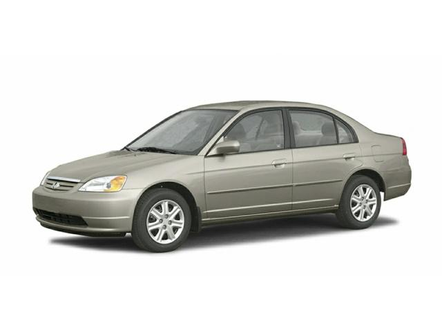 2003 Honda Civic LX for sale in Moscow, ID