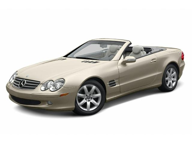 2004 Mercedes-Benz SL-Class 2dr Roadster 5.0L for sale in Orland Park, IL