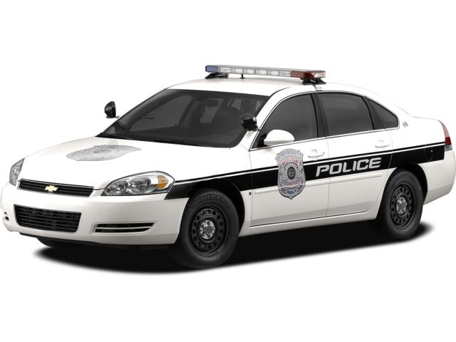 2007 Chevrolet Impala Police Pkg Unmarked Police Pkg 9C3 for sale in Decatur, IN