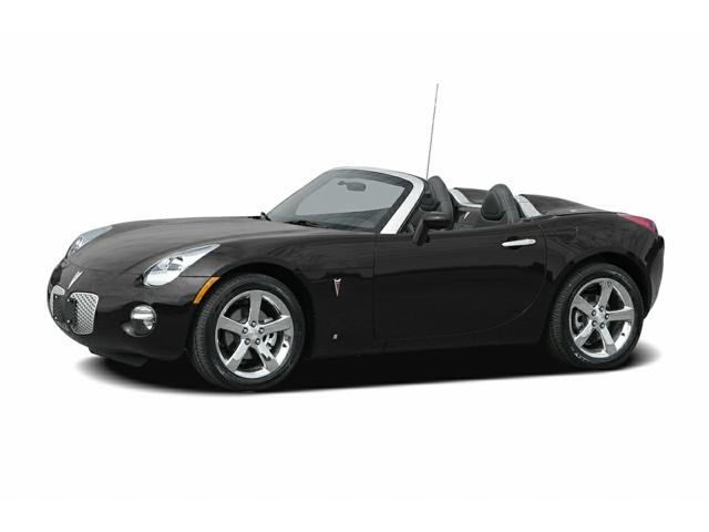 2007 Pontiac Solstice 2dr Convertible for sale in Chardon, OH