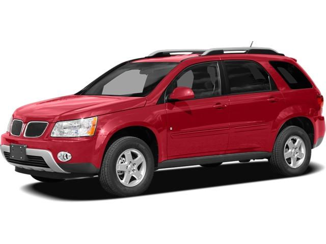 2007 Pontiac Torrent AWD 4dr for sale in Waldoboro, ME