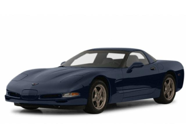 2001 Chevrolet Corvette 2dr Cpe for sale in Carrollton, TX