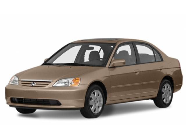 2001 Honda Civic EX for sale in Orem, UT