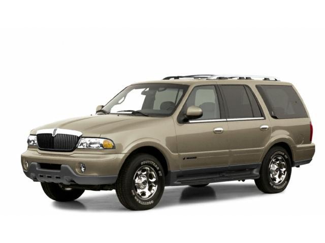 2001 Lincoln Navigator 4WD for sale in Prosser, WA