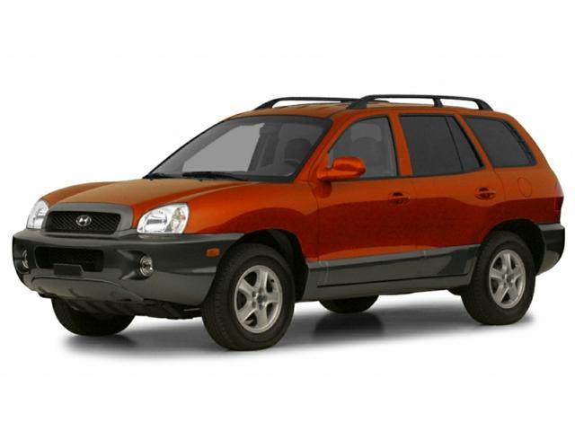 2002 Hyundai Santa Fe GLS for sale in Carlisle, PA