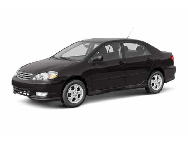 2003 Toyota Corolla LE for sale in Roanoke, VA