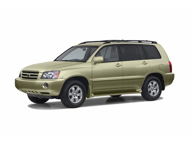 2003 Toyota Highlander 4dr V6 (Natl) for sale in Nanuet, NY