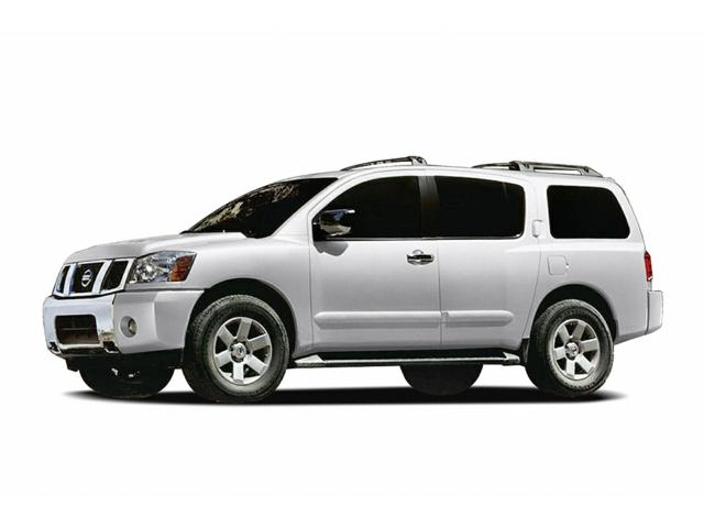 2006 Nissan Armada LE for sale in District Heights, MD