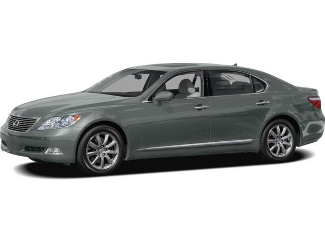 2007 Lexus LS 460 4dr Sdn for sale in Knoxville, TN