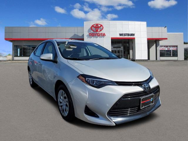 used 2018 Toyota Corolla car, priced at $15,988