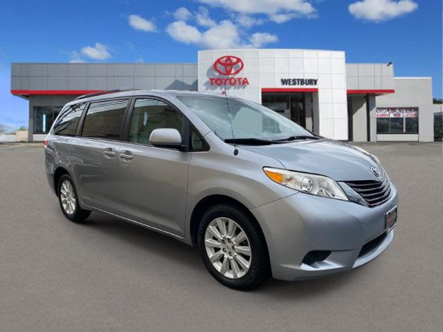 used 2011 Toyota Sienna car, priced at $13,999