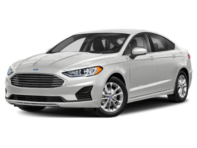 new 2020 Ford Fusion car, priced at $23,445